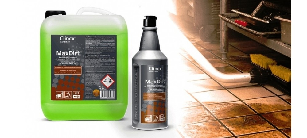 Clinex Max Dirt