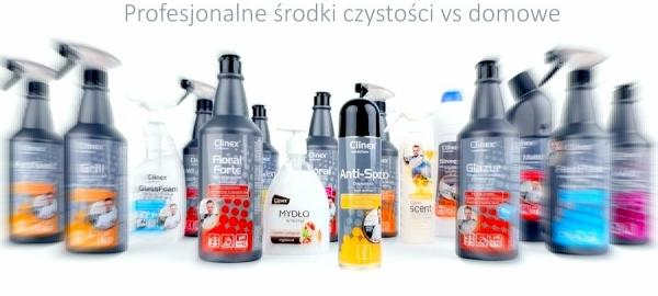 Różnice między chemią profesjonalną a komercyjną (gospodarczą)