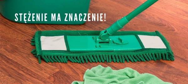 Jak przygotować roztwór myjący?